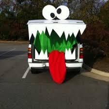 44 best halloween trunk or treat ideas images on pinterest