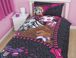 Monster High Bedroom Decorations Monster High Twin Bedding Set Lisa Frank Wildside Microfiber