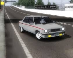 1985 renault alliance rfactor mod renault 11 turbo update v1 2 by b375 virtual motors