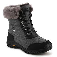 ugg australia s purple adirondack boots ugg ugg australia adirondack ii boot from s closet on