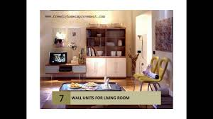 living room furniture wall unit youtube