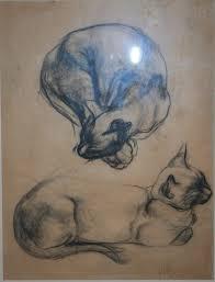 théophile alexandre steinlen 1859 1923 swiss the great cat