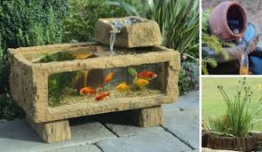 Awesome Outdoors Aquarium