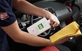 Deep Interior Car Cleaning How To Get A Spotless Interior Telegraph