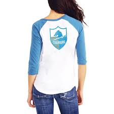 powder blue women u0027s white powder blue los angeles chargers play action vintage