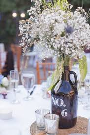 Beer Centerpieces Ideas by 100 Country Rustic Wedding Centerpiece Ideas Rustic Wedding