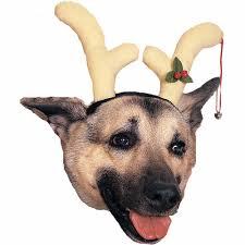dog halloween costume reindeer dog antlers halloween pet costume walmart com