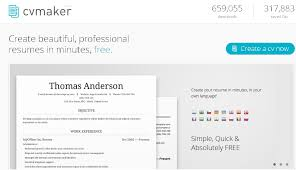 Create Your Own Resume Online by 15 Online Tools For Creating A Killer Resume Paperblog