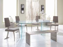 Large Glass Dining Tables Dining Room Decorations Glass Dining Table Oval Glass Dining