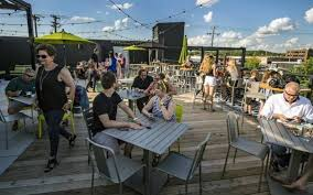Patios Kansas City New Places To Dine Outdoors In Kc From Rooftops To Alleys 2017