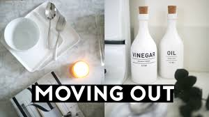 moving out u0026 first apartment tips essentials what you need