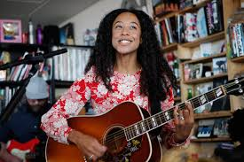 Tiny by Corinne Bailey Rae Npr Music Tiny Desk Concert Youtube
