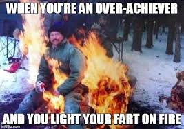 Lighting Farts On Fire Fire Imgflip