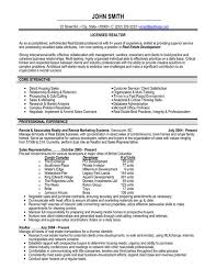 Real Estate Broker Resume Sample by Real Estate Resume Sample 4 Uxhandy Com