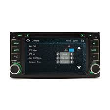 amazon com ottonavi toyota highlander 02 07 in dash double din