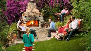 Backyard Campfire Ideas For Fire Pits Sunset