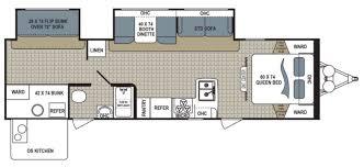dutchmen rv floor plans dutchmen kodiak 299bhsl rvs for sale camping world rv sales