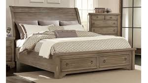 whiskey barrel king storage bed wenz home furniture
