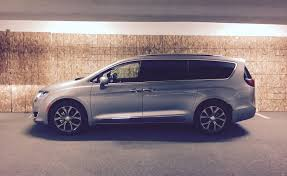 2017 chevy minivan 2017 chrysler pacifica limited review u2013 is this the best minivan