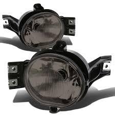 2008 dodge ram 1500 led fog lights 02 08 dodge ram 1500 2500 3500 durango oem style fog lights smoked