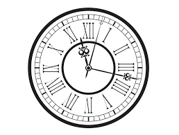 printable antique clock faces steunk clock drawing at getdrawings com free for personal use