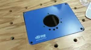 jessem router plate leveling pads for kreg router table