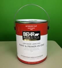 an inexpensive chroma key paint from home depot that works great