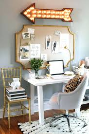 office design how to style a desk for the post grad the