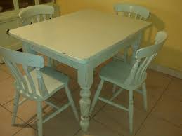 Dining Chairs Shabby Chic Furniture Oval Brown Wooden Dining Table Connected By Grey Fabric