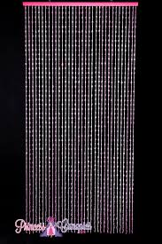 Light Pink Curtains by Beaded Curtains Ice Pop Pink Pink Door Beads Light Pink