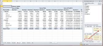 create pivot table excel 2010 practice pivot table ivedi preceptiv co