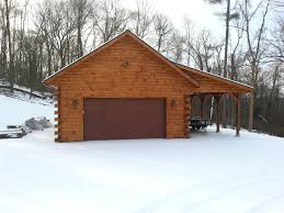 log cabin garage gierlog with living quarters uk apartment kits