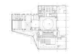 543369cbc07a8024cc0000d9 kuopio city theatre ala architects foyer