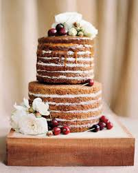 wedding cake ideas rustic 30 rustic wedding cakes we re loving martha stewart weddings