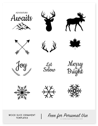 ornament printable templates eliolera