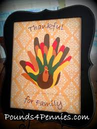 thanksgiving crafts for the entire family