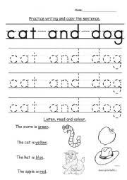 shape recognition worksheet k1 writing and shape recognition