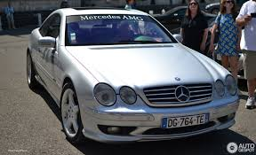 limited edition mercedes mercedes cl 55 amg f1 limited edition 8 september 2017