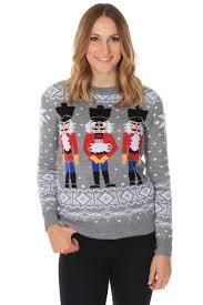 women u0027s nutcracker ugly christmas sweater ugly christmas