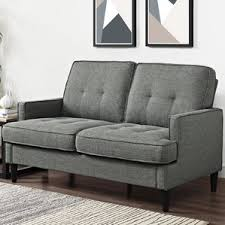 kidney shaped loveseat wayfair