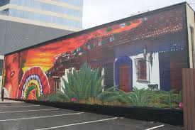 innovative decoration outdoor wall murals splendid design ideas