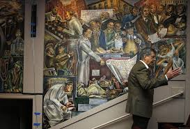 Coit Tower Murals Diego Rivera by Ucsf To Let Public See Trove Of Medical History Murals San
