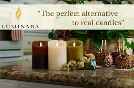 vendor spotlight luminara candles the collected room by