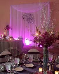 Drape Lights Weddings W Drapings Custom Event Draping Chiffon Ceiling Treatments And