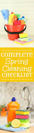 Springcleaning The Complete Spring Cleaning Checklist The Gracious Wife