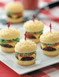 cake of the day cheeseburger cupcakes from u0027nerdy nummies u0027