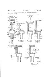 Toilet Partitions Patent Us3004636 Ceiling Support Member With Adjustable Hanger