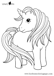 unicorn coloring pages for kids bratz coloring pages colouring