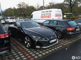 lexus 2017 lc500 lexus lc 500 31 october 2017 autogespot