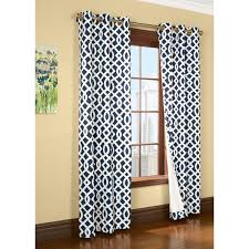 Heavy Insulated Curtains Trellis Printed Thermal Insulated Curtain Panel Free Shipping